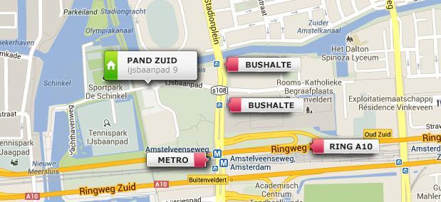 Amsterdam Zuid, Amsterdam West,